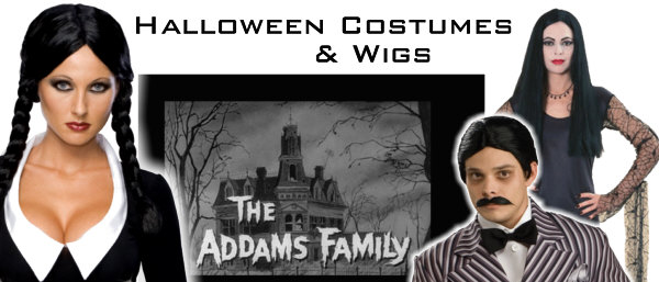 Click for Spookshop.com Addams Family Costumes